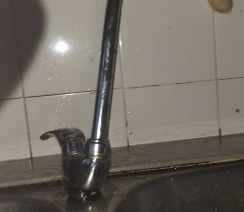 Replace Sink Tap and Water Pipe In Bedok