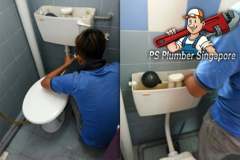 plumber singapore west