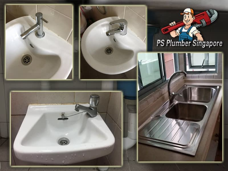 Plumber Service In Hougang Ave 7